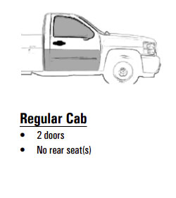 Regular Cab