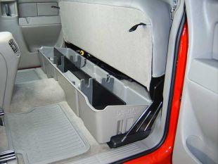 Chevrolet & GMC Silverado/Sierra Extended Cabs - 99-07 (Classic)