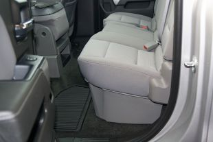 Chevrolet & GMC Silverado/Sierra Double Cab - 2014-2019 Classic Style Body