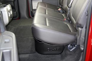 Ford F-150 SuperCrew - 09-14 - Factory Subwoofer