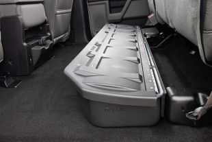 15-21 Ford F-150 Super Crew Cab Black with lockable lid- Jet Black
