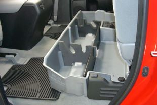 Toyota Tundra Double Cab 07-21 - No Factory Subwoofer