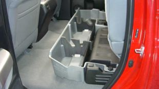 Toyota Tundra Double Cab 07-21 - Factory Subwoofer
