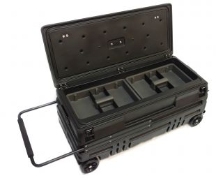 Squad Box with Manual Latch