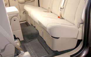 Chevrolet & GMC Silverado/Sierra Extended Cab - 2007-2013