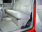 DU-HA installed in Chevy/GMC Extended Cab