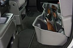 DU-HA Underseat Storage / Gun Case - This DU-HA will hold 2 shotguns or rifles without scopes.