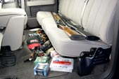 Does your back seat look like this?