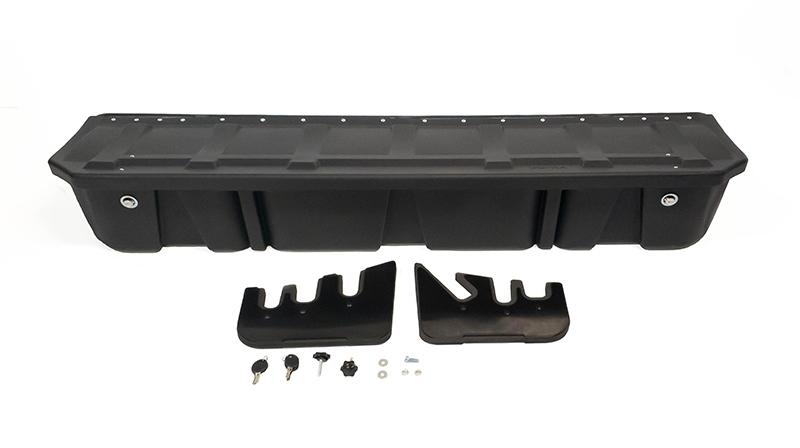 DU-HA Underseat Storage / Gun Case - Part # 20116- Jet Black