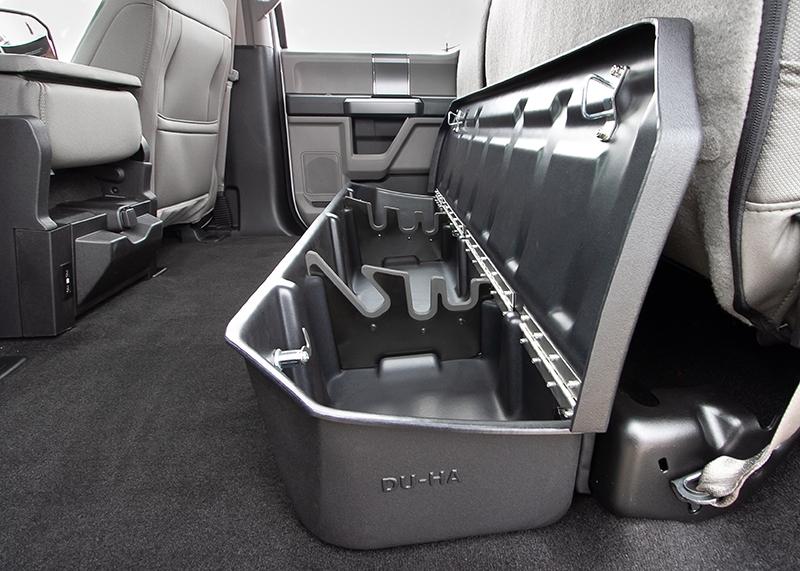 DU-HA Underseat Storage / Gun Case - Part # 20116 -