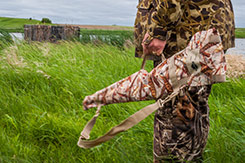 DU-HA Dri-Hide - Some days you never know what kind of weather Mother Nature will throw at you. Be prepared and keep your shotgun protected with a Dri-Hide.
