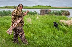 DU-HA Dri-Hide - Happy hunting!