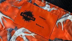 """DU-HA Dri-Hide - The """"Belongs To"""" label allows you to personalize your Dri-Hide. Use a permanent marker to write your name and the model of gun you keep inside."""