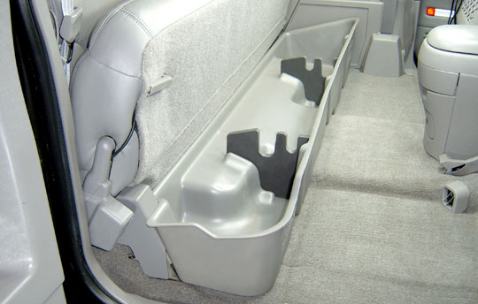 DU-HA shown with gun rack