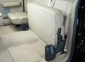 Both seats lift up to install the DU-HA