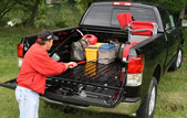 With the Reach E-Z, you'll never have to climb into your pickup truck bed again!