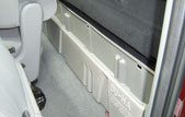 DU-HA without organizer/gun racks can store larger items