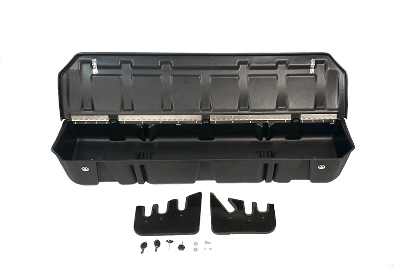 DU-HA Underseat Storage / Gun Case - Part # 20116- Jet Black